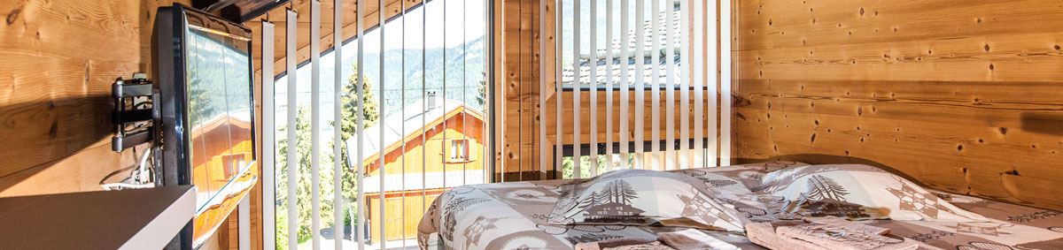 room chalet in valmorel